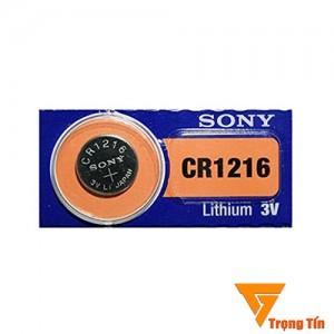 Pin CR1216 Sony (1 viên)