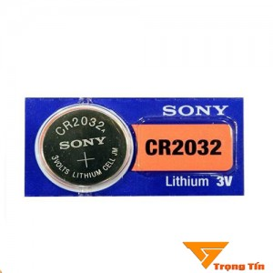Pin Cr2032 Sony (1 viên)