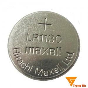 Pin AG10 Maxell (LR1130, LR54, 189, SR1130W, GP89A, 389)