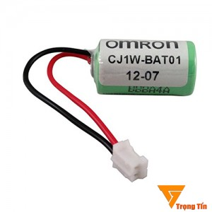 Pin Omron CJ1W BAT01 3V