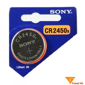 Pin Cr2450 Sony 3v