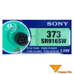 Pin đồng hồ SR916SW, pin 373 Sony