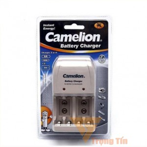 Máy sạc pin AA, AAA, 9V Camelion BC0904SM
