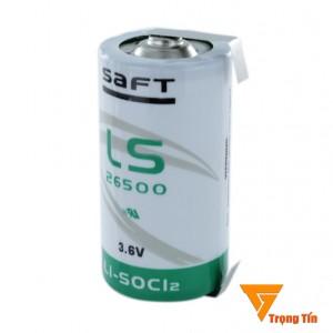 Pin Saft LS26500 có chân cắm
