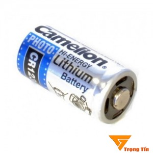 Pin Cr123 Camelion lithium 3v