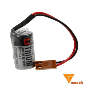 Pin ER3V Toshiba dây nối đen đen