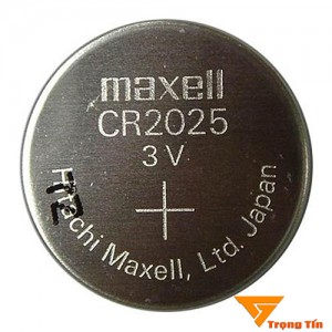 Pin Cr2025 Maxell