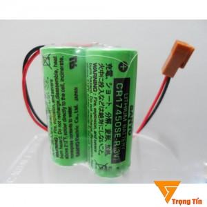 Pin Sanyo 2CR17450SE - R