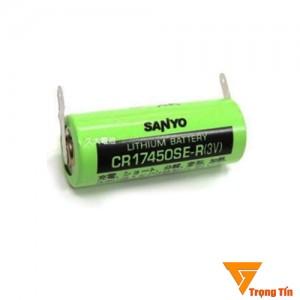 Pin Sanyo CR17450SE - R 3V có chân nối