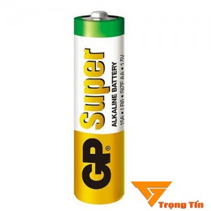 Pin aaa GP Super alkaline vỉ 4 viên