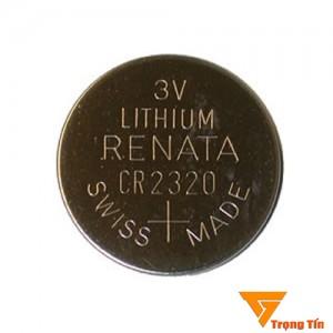 Pin CR2320 Renata (vỉ 1 viên)