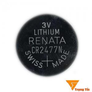 Pin Cr2477 Renata (vỉ 1 viên)