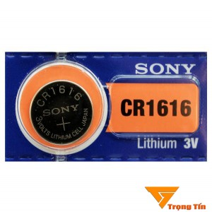 Pin Cr1616 Sony (1 viên)