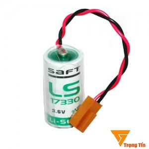 Pin Saft LS17330 có mối nối