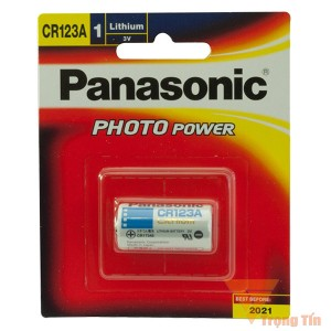 Pin CR123 Panasonic