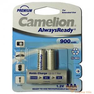 Pin sạc aaa Camelion 900mAh vỉ 2 viên