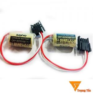 Pin Sanyo CR14250SE - R có chân nối