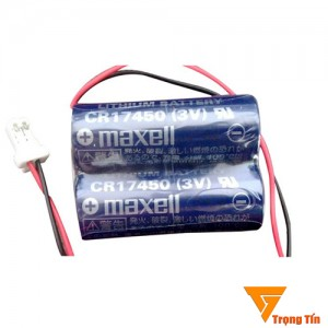 Pin Maxell 2CR17450