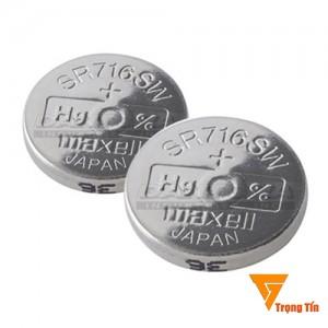 Pin SR716SW Maxell 1.55V