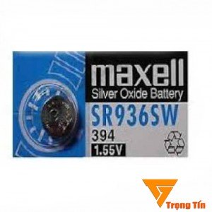 Pin Maxell SR936SW 394 pin đồng hồ