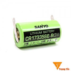 Pin CR17335SE - R Có chân nối