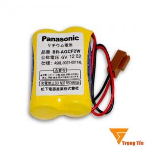 Pin BR - AGCF2W Panasonic 6v