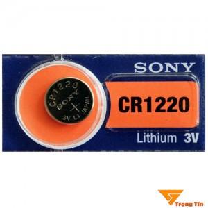 Pin CR1220 Sony (1 viên)