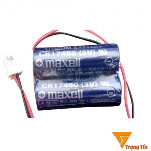 Pin Maxell 2CR17450