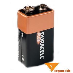 Pin 9V Duracell, pin vuông Duracell