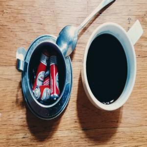 Cà phê trộn pin – hành vi trái đạo đức vi phạm pháp luật vô cùng nghiêm trọng