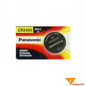 Pin CR2450 Panasonic