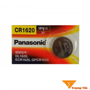 Pin CR1620 Panasonic Lithium 3v