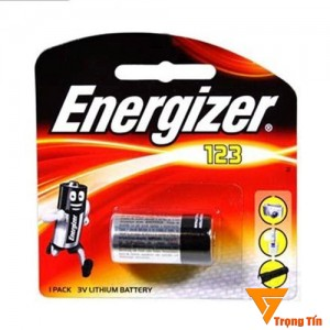 Pin CR123 Energizer - Pin cr123a