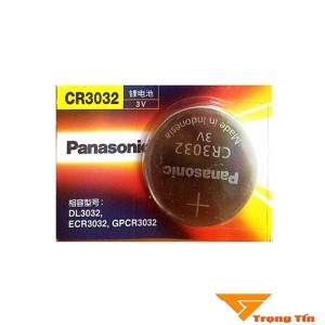 pin cr3032 panasonic lithium 3v