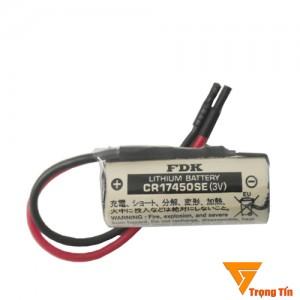 Pin nuôi nguồn FDK CR17450SE 3V Lithium