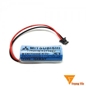 Pin Q6BAT CR17335ER 3V Mitsubishi