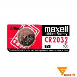 Pin CR2032 Maxell