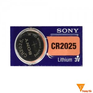 Pin Cr2025 Sony (1 viên)