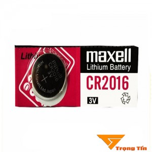 pin cr2016 Maxell