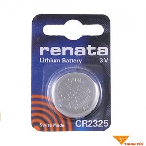 Pin CR2325 Renata (vỉ 1 viên)