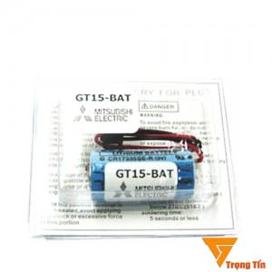 Pin GT15 - BAT 3V Mitsubishi