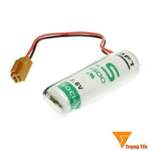 Pin Saft LS14500 có dây nối