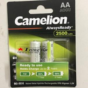 pin sạc AA Camelion 2500mAh (vỉ 2 viên)