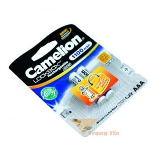Pin sạc AAA Camelion 1100mAh vỉ 2 viên