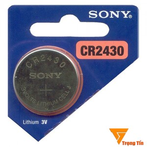 Pin CR2430 Sony