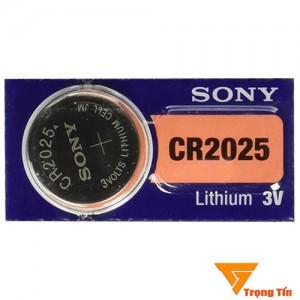 Pin Cr2025 Sony (1 viên)