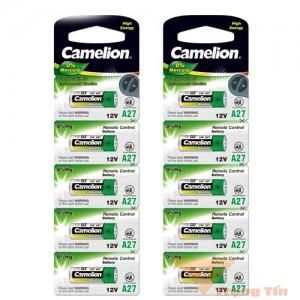 Pin A27 Camelion - pin cửa cuốn 12V