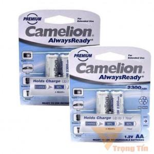 Pin sạc AA Camelion 2300mAh (vỉ 2 viên)