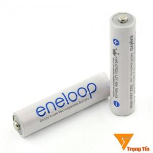 Pin Sạc AAA Eneloop 800mAh (vỉ 2 viên)