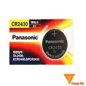 Pin CR2430 Panasonic (1 viên)